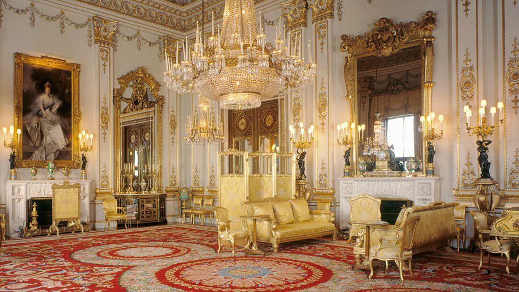 Bient 244 T 25 Ans Que Buckingham Palace Est Ouvert Au Public