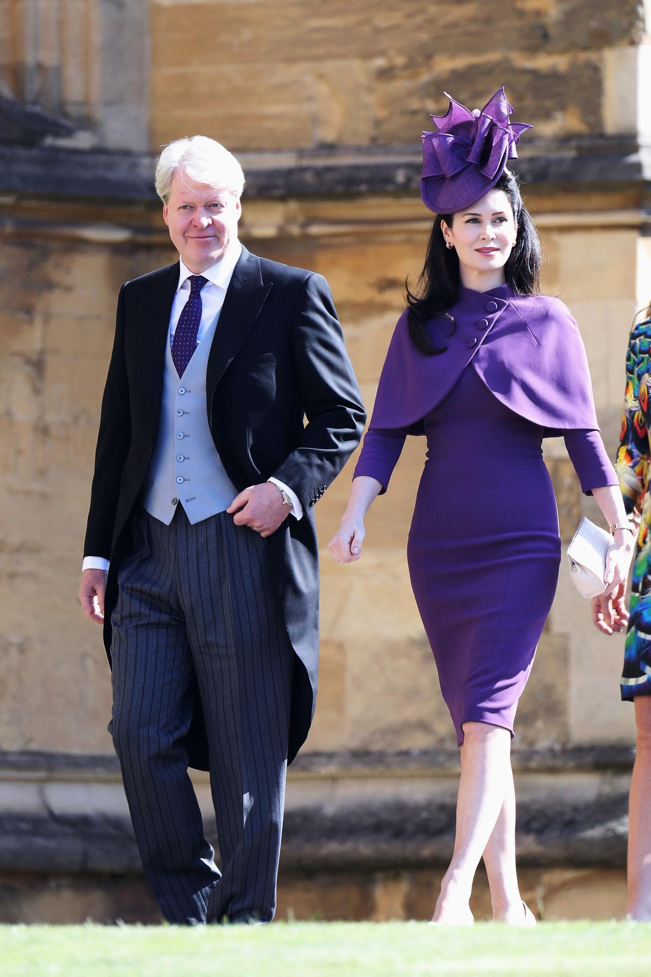 Countess Karen Spencer Les Photos Immanquables Du Mariage De Meghan Et Harry