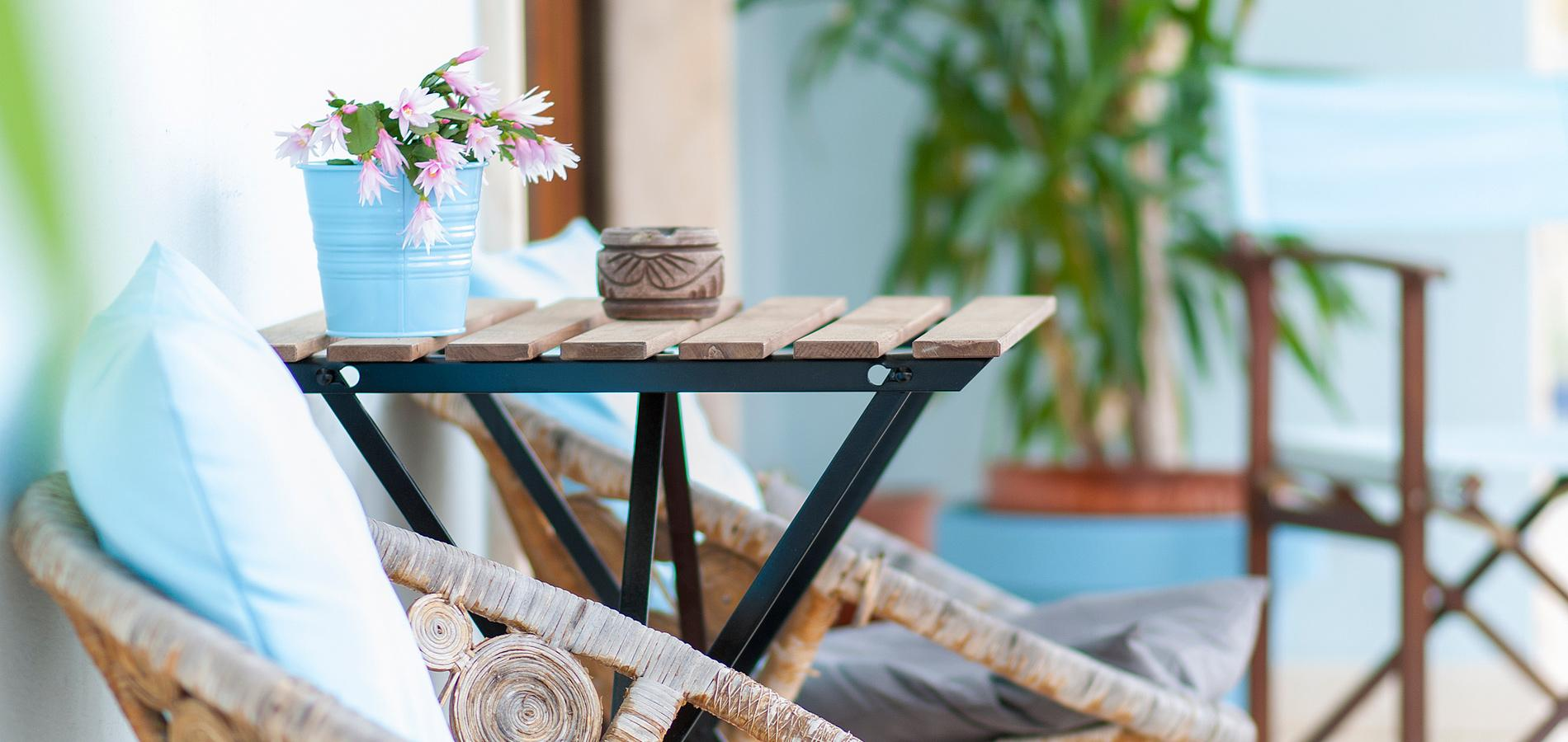 Relooker Sa Terrasse à Prix Mini Cest Possible Madame Figaro