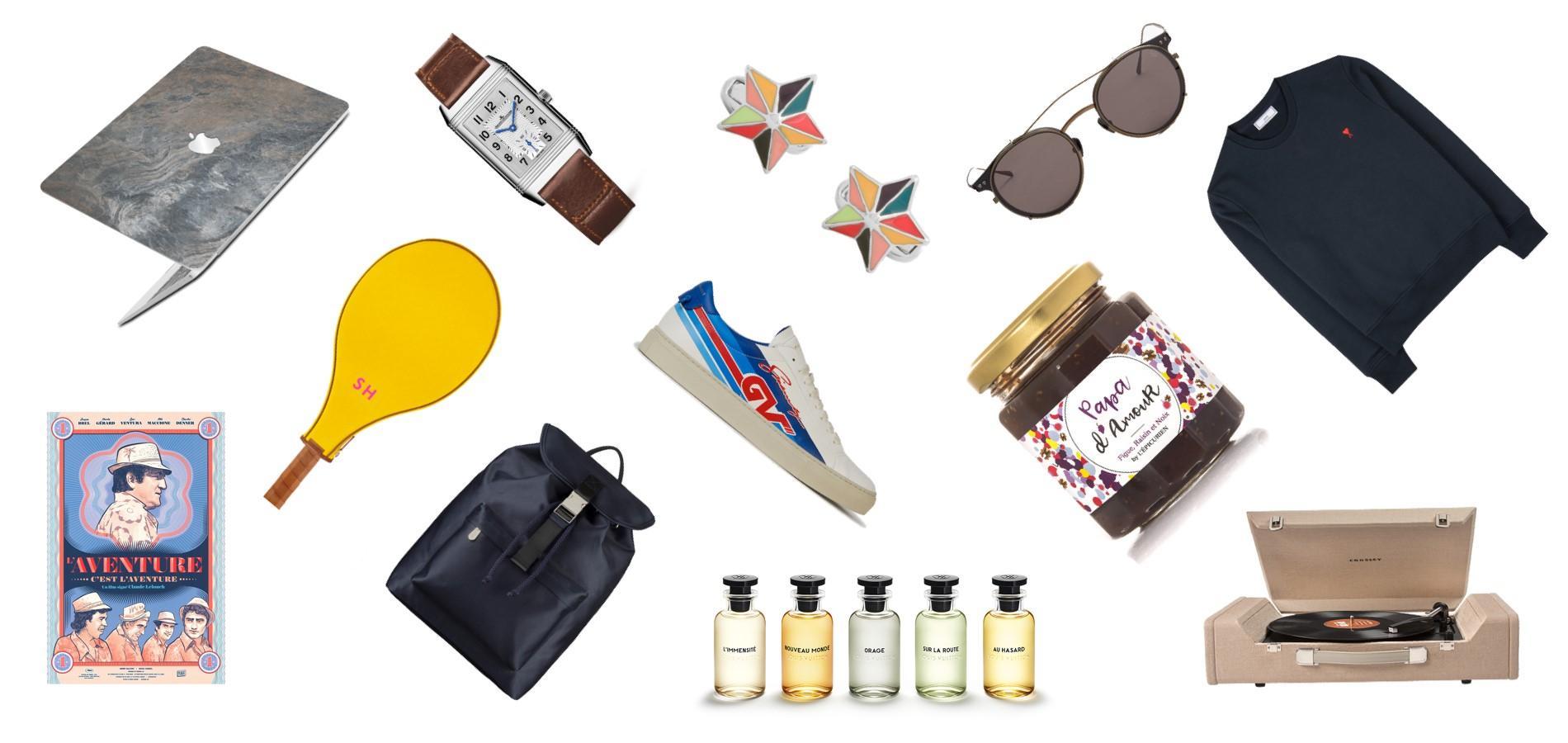 (De gauche à droite   Roxxlyn, Jaeger-LeCoultre, Paul Smith, Belstaff, ami,  Plakat, L Uniform, A.P.C., Givenchy, Louis Vuitton, L Épicurien, Crosley.) 7e20ce98dee