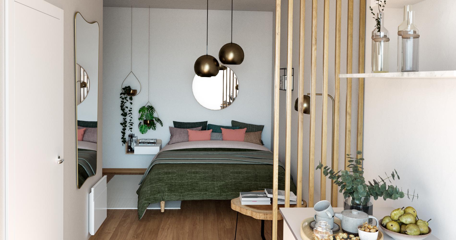 Comment Donner De La Lumiere A Un Appartement Sombre Madame Figaro