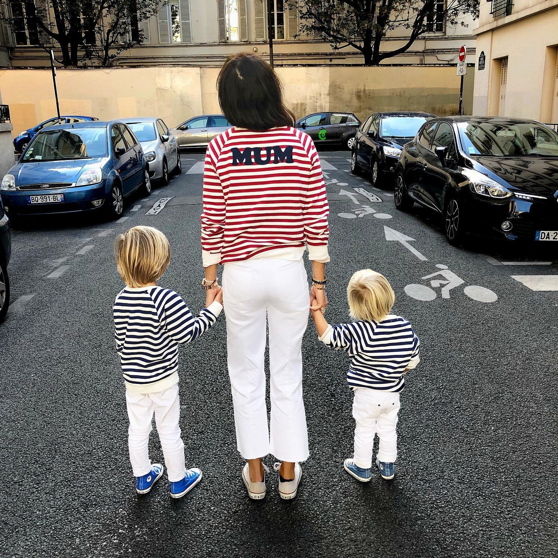Mere Parfaite Sur Instagram Un Travail A Temps Plein Madame Figaro