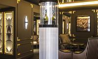 Restaurant  Bubble Suite à l'hôtel Hilton Opéra