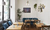 Restaurant  Raw Saint-Germain