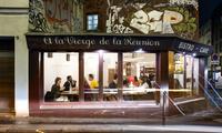 Restaurant  A la Vierge de la Réunion