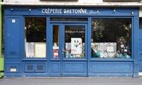 Restaurant  Crêperie Bretonne Fleurie... de l'Epouse du Marin