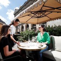 Les 50 meilleures terrasses de Paris