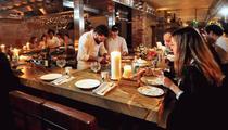 Restaurants: le succès des cuisines ouvertes «spectacles» à Paris