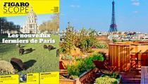 Les fermes à Paris: tous perchés, les fermiers de Paname!