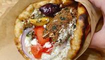 Fétapita, street food grecque