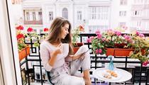 Confinement: 10 choses à faire sur son balcon