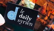 Le Daily Syrien Veggie, «souk food» végétarienne