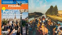 Le <i>Figaro Summer Scope</i> 2019 ou l'été parisien à la carte
