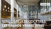 Les recettes du bar à cocktails Les Grands Verres à Paris