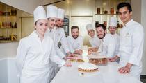 Cédric Grolet ouvre une pâtisserie au Meurice