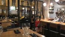 La Canonnière, bar à vins et assiettes italiennes