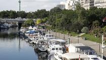 Flâneries et balades au bord de l'eau à Paris