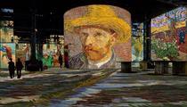 Van Gogh en immersion numérique à l'Atelier des Lumières