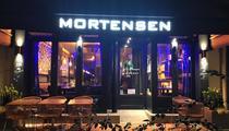 Mortensen,bistrot 80-90's
