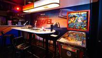 Un bar éphémère dédié à Captain Marvel et aux années 1990 à Paris