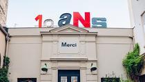 Merci, bazar chic du Marais, fête ses 10 ans