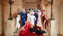 Chefs étoilés et drag-queens réunis pour un dîner solidaire à Paris