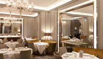 Monsieur Restaurant à l'hôtel Lancaster