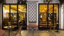 Le Restaurant de l'hôtel Grand Amour