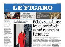 Le Figaro daté du 16 novembre 2018