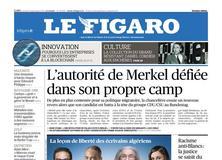 Le Figaro daté du 27 septembre 2018
