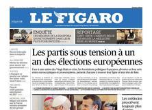 Le Figaro daté du 27 juin 2018