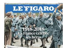 Le Figaro daté du 10 novembre 2018