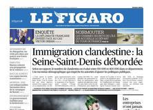 Le Figaro daté du 05 juillet 2018