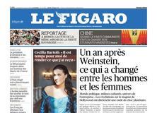 Le Figaro daté du 05 octobre 2018