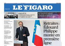 Le Figaro daté du 13 septembre 2019