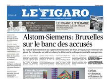Le Figaro daté du 07 février 2019