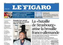 Le Figaro daté du 16 mai 2019