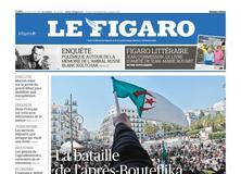 Le Figaro daté du 04 avril 2019