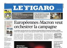 Le Figaro daté du 11 avril 2019