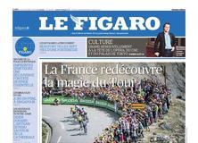 Le Figaro daté du 25 juillet 2019