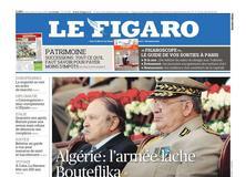 Le Figaro daté du 27 mars 2019