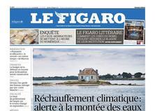 Le Figaro daté du 26 septembre 2019
