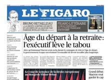 Le Figaro daté du 21 mars 2019