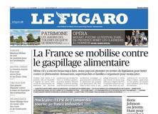 Le Figaro daté du 21 juin 2019