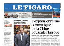 Le Figaro daté du 20 mars 2019