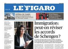 Le Figaro daté du 08 mars 2019