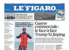 Le Figaro daté du 27 juin 2019