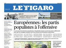 Le Figaro daté du 15 février 2019