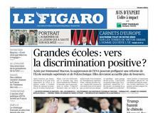 Le Figaro daté du 17 mai 2019
