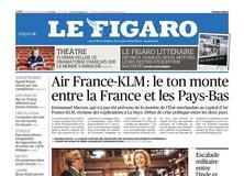 Le Figaro daté du 28 février 2019